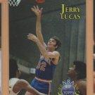 1996-97 Topps Stars Finest Refractor Jerry Lucas Knicks