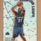2000-01 Topps Quantum Leaps  Kevin Garnett Timberwolves