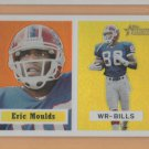 2002 Topps Heritage Chrome Refractor Eric Moulds Bills /557