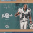 2003 UD Pros & Prospects SP Jason Taylor Dolphins