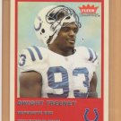 2004 Fleer Tradition Crystal Dwight Freeney Colts Falcons /150
