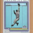 2004 Topps Chrome Refractor Jay Payton Rockies