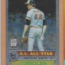 2001 Topps Chrome Through the Years Reprints #28 Jim Palmer Orioles
