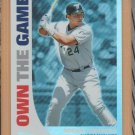 2008 Topps Own the Game Miguel Cabrera Marlins