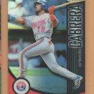 2001 Topps Finest Refractor Orlando Cabrera Expos /499