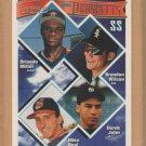 1994 Topps Prospects Gold #158 Derek Jeter Yankees w/ Orlando Miller Brandon Wilson Mike Neal