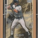 2000 UD Black Diamond Rookie Edition Gold Paul Konerko White Sox /1000