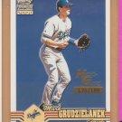 2000 Pacific Paramount Holo-Gold Mark Grudzielanek Dodgers /199