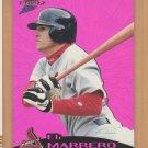 1999 Pacific Prism Holographic Purple Eli Marrero Cardinals /320