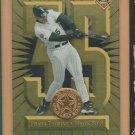 1997 Leaf 22 Karat Gold Leaf Stars Frank Thomas White Sox /2500