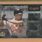 2000 UD Black Diamond Diamond Gallery Cal Ripken Jr Orioles