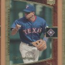 2001 UD Ultimate Collection #20 Alex Rodriguez Rangers