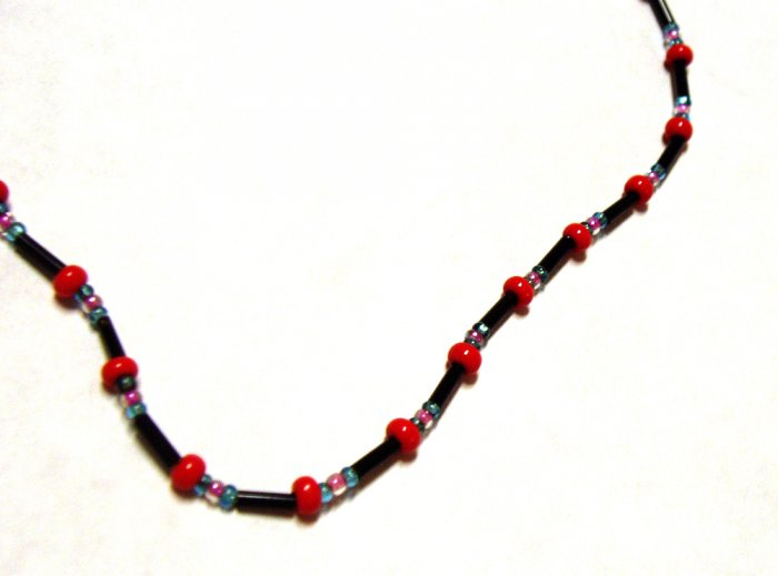 Red/Black necklace