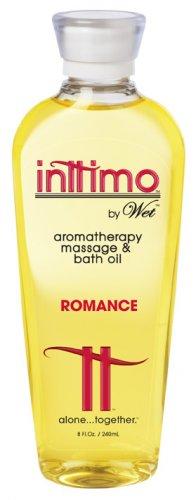 Intimo Aromatherapy Massage oil by Wet (Romance)
