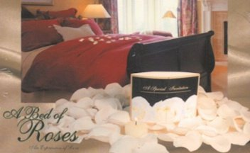 Bed of Roses (White)