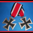 1939 ww2 Germany Iron Cross Museum Quality Medal Award