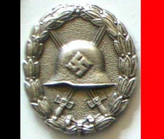 WW2 Nazi Germany Wound Badge Medal Decoration Swastika Award