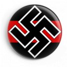 ww2 Nazi Germany Sudatenland Germans Swastika Lapel Pin Button