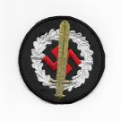 WW2 Nazi Germany Sword and Swastika Award Saw on Patch