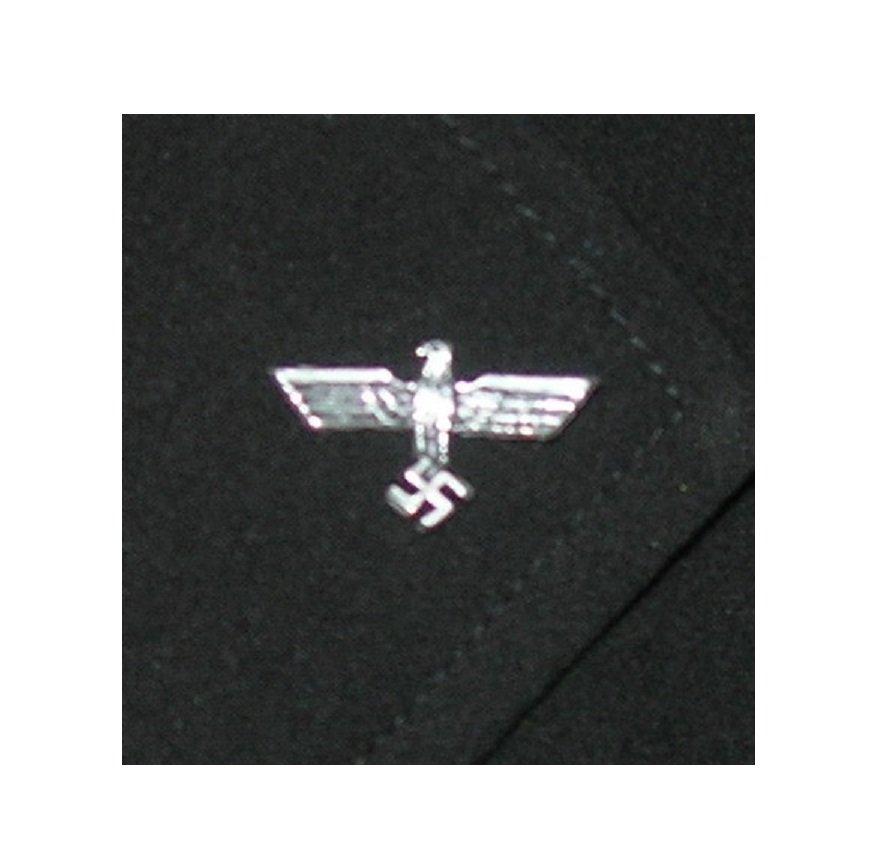 WW2 Germany NSDAP Party Member Hitler Swastika Lapel Pin Badge