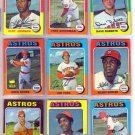 1975 TOPPS DAVE ROBERTS #301 ASTROS