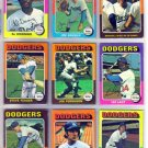 1975 TOPPS STEVE YEAGER #376 DODGERS
