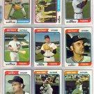 1974 TOPPS KEN McMULLEN #434 DODGERS