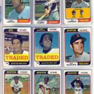 1974 TOPPS CECIL COOPER #523 RED SOX