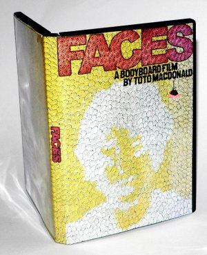 Faces Bodyboarding DVD
