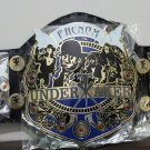 The Undertaker Championship Leather Belt