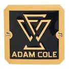 Adam Cole NXT Championship Replica Side Plate Box Set
