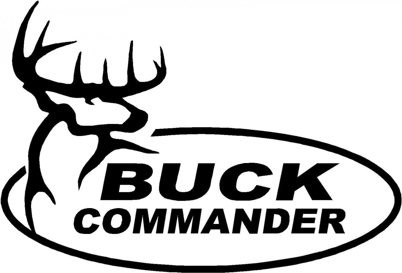 Duck Dynasty Buck Commander Si Huge Hunt Deer Ford Gmc Chevy Truck Car Decal Sticker [ 1018 x 1500 Pixel ]