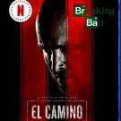 El Camino A Breaking Bad Movie Blu-Ray