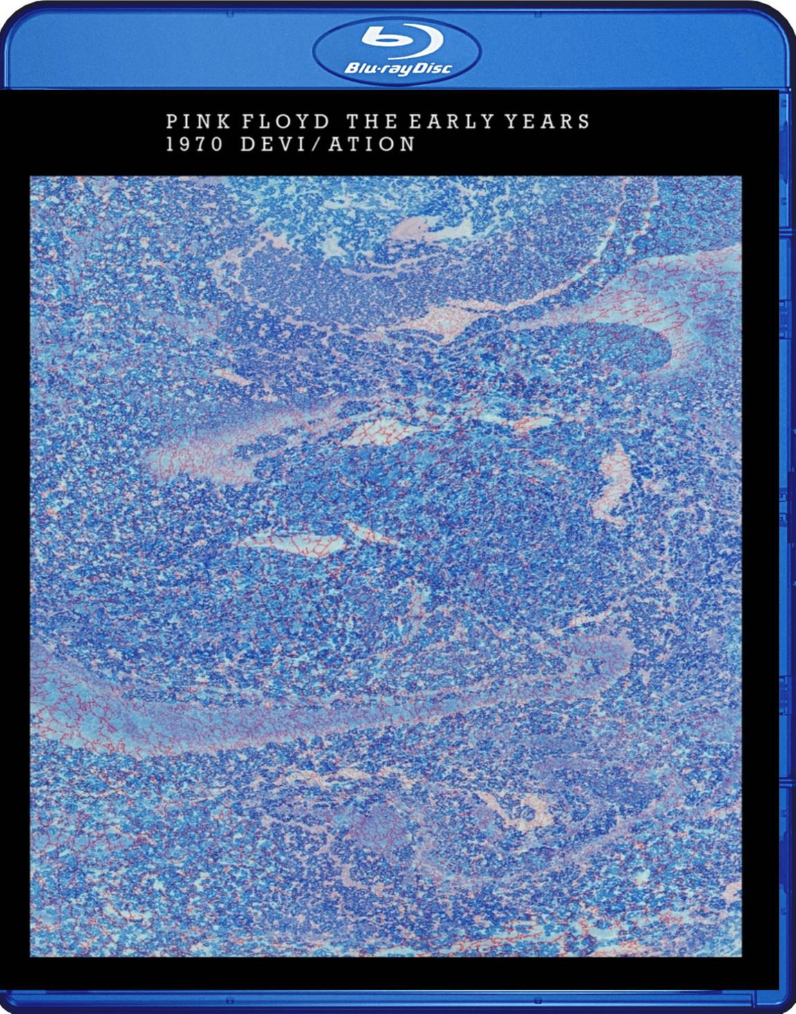 Pink Floyd 1970 Devi/ation Blu-Ray The Early Years