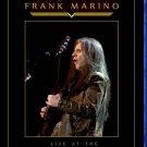 Frank Marino Live At The Agora Theatre Blu-Ray