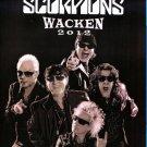 Scorpions Live At Wacken 2012 Blu-Ray