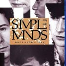 Simple Minds Once Upon A Time Blu-Ray Hi-Res Audio