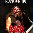 Slayer Live At Rock Am Ring 2010 Blu-Ray