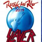 Slayer Live At Rock In Rio 2019 Blu-Ray