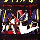 Sting Bring On The Night Blu-Ray