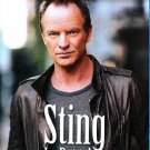 Sting Live At Bataclan 2016 Blu-Ray