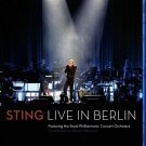 Sting Live In Berlin 2010 Blu-Ray