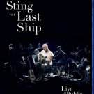 Sting The Last Ship Live At The Public Theater Blu-Ray