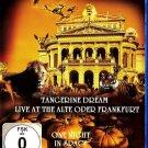 Tangerine Dream One Night In Space Live At The Alte Oper Frankfurt Blu-Ray