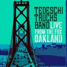 Tedeschi Trucks Band Live From The Fox Oakland Blu-Ray