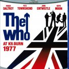 The Who Live At Kilburn 1977 Blu-Ray