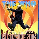 The Who Live At The Isle Of Wight Festival 2004 Blu-Ray