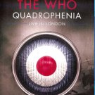 The Who Quadrophenia Live In London Blu-Ray