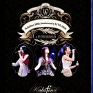Kalafina 10th Anniversary Live 2018 at Nippon Budokan Blu-Ray