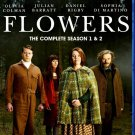 Flowers Blu-Ray [2016-2018] The Complete Season 1 & 2